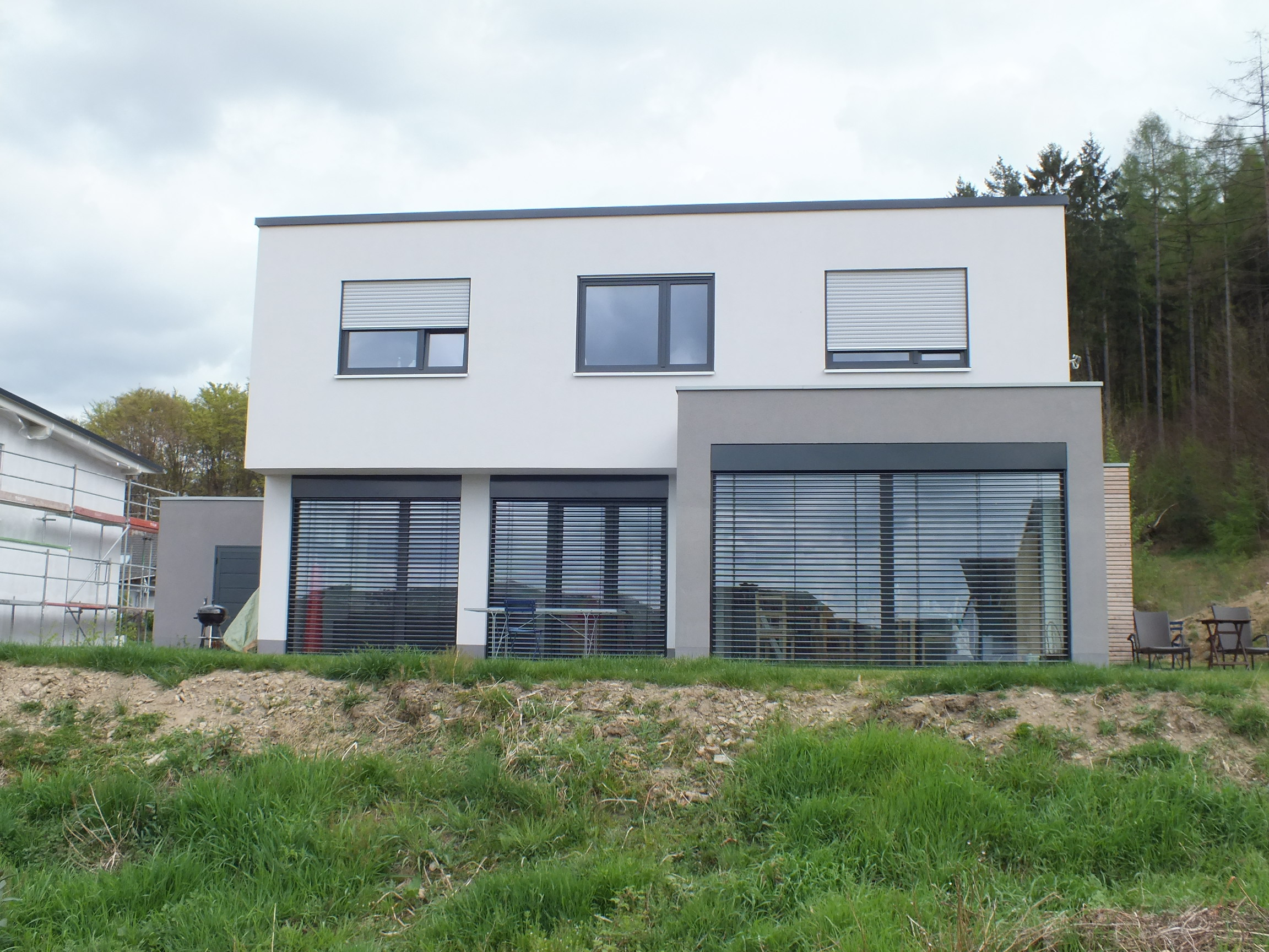 wohnhaus b hring arzbach gerharz gerharz. Black Bedroom Furniture Sets. Home Design Ideas